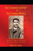 One Common Country for One Common People PDF