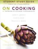 Study Guide for on Cooking