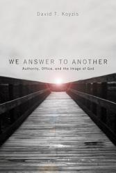 We Answer To Another Book PDF