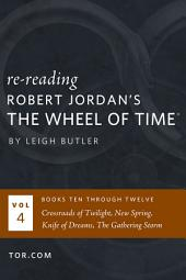 Wheel of Time Reread:: Books 10-12
