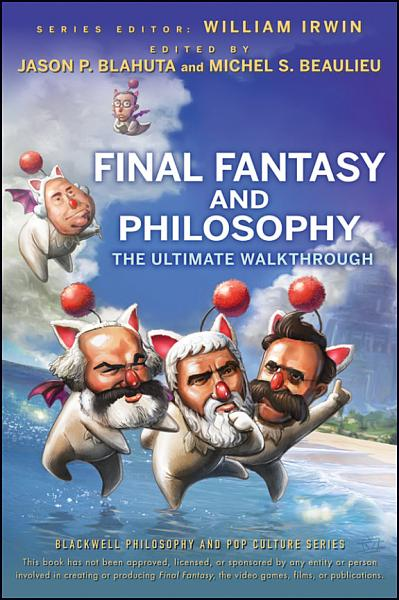 Download Final Fantasy and Philosophy Book
