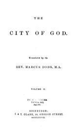 The City of God: Volume 2