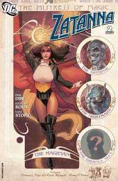Zatanna (2010-) #2