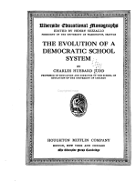 The Evolution of a Democratic School System PDF