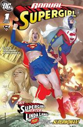 Supergirl Annual (2009-) #1