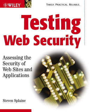 Testing Web Security PDF