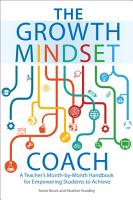 The Growth Mindset Coach PDF