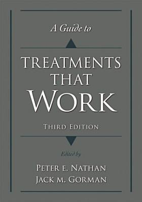 A Guide to Treatments that Work PDF
