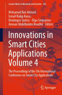 Innovations in Smart Cities Applications Volume 4