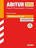 Abiturpr  fung Niedersachsen   Mathematik GA PDF