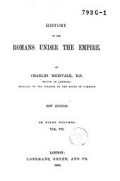 History of the Romans Under the Empire: Volume 7