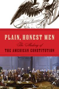 Plain  Honest Men Book