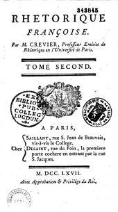 Rhétorique françoise