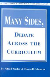 Many Sides: Debate Across the Curriculum