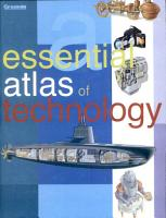 Essential Atlas of Technology PDF