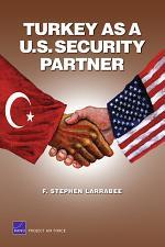 Turkey as a U.S. Security Partner