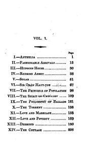 Melincourt: Volume 1