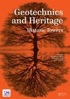 Geotechnics and Heritage PDF