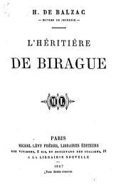 L'héritière de Birague