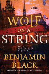 Wolf on a String Book