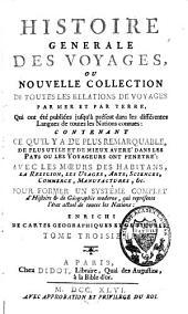 Histoire générale des voyages: Volume3