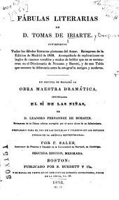 Fábulas literarias de D. Tomas de Iriarte. El sí de las niñas