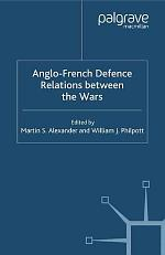 Anglo-French Defence Relations Between the Wars