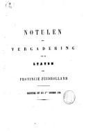 Notulen PDF