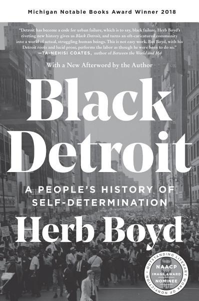 Download Black Detroit Book