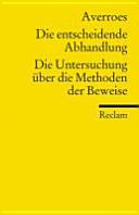 Die entscheidende Abhandlung oder die Bestimmung des Zusammenhangs zwischem religi  sem Gesetz und Philosophie PDF