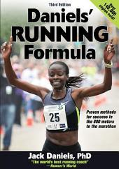 Daniels' Running Formula 3rd Edition