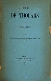 Histoire de Thouars