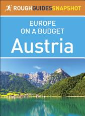 Austria  Rough Guides Snapshot Europe on a Budget  PDF
