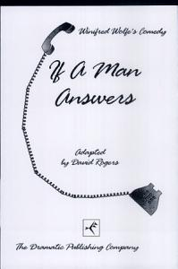 If a Man Answers Book