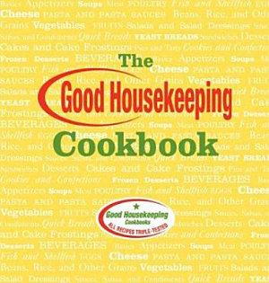 The Good Housekeeping Cookbook Book