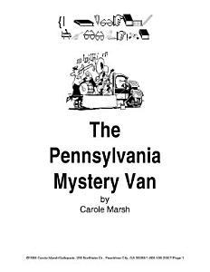 The Pennsylvania Mystery Van Takes Off  PDF