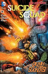 Suicide Squad (2011- ) #16
