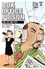 Box Office Poison Color Comics #3