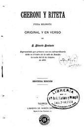 Cheroni i Riteta: pieza bilingüe
