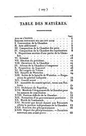 Jugement impartial sur Napoléon: ou considérations philosophiques sur son caractère, son élévation, sa chute, et les résultats de son gouvernement ...