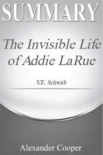 Summary The Invisible Life of Addie LaRue
