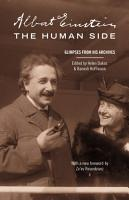 Albert Einstein  The Human Side PDF