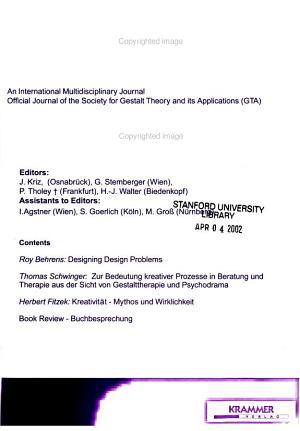 Gestalt Theory PDF
