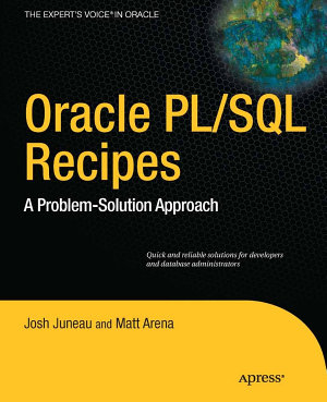 Oracle and PL SQL Recipes
