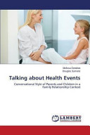 Talking about Health Events
