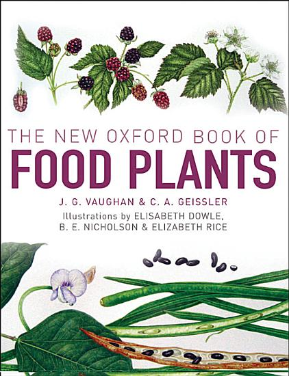 The New Oxford Book of Food Plants PDF