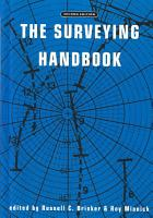 The Surveying Handbook PDF