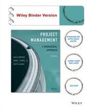 Project Management: A Managerial Approach, 9th Edition: Edition 9