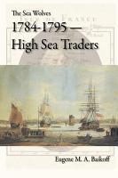 The Sea Wolves 1784 1795 PDF