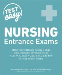 Nursing Entrance Exams Book PDF